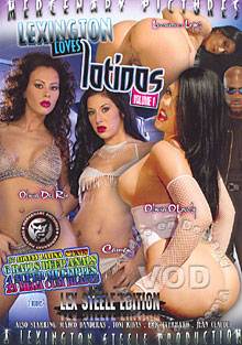 Lexington Loves Latinas Volume 1 Box Cover