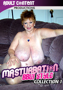 Masturbation BBW Style Collection 1 Box Cover