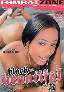 Black Iz Beautiful 3 Box Cover