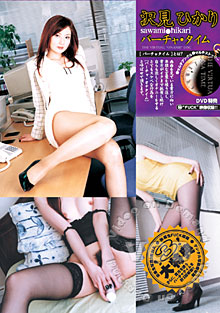 Virtual Time - Office Lady Hikari Sawami Box Cover