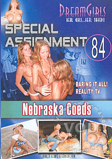 Special Assignment 84 - Nebraska Coeds Box Cover