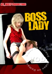 Boss Lady Box Cover