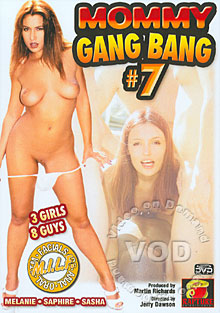 Mommy Gang Bang #7
