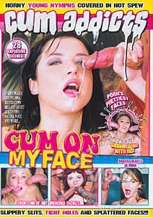 Cum On My Face Box Cover