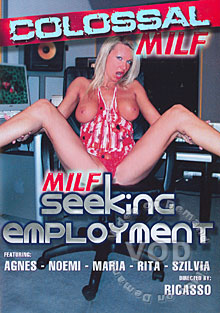 MILF Seeking Employment Box Cover