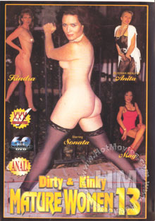Dirty & Kinky Mature Women 13 Box Cover - Login to see Back