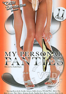 My Personal Panties 3 Box Cover