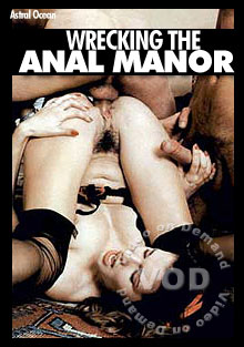 Wrecking The Anal Manor Box Cover
