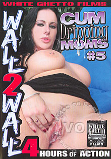 Cum Dripping Moms #5 Box Cover