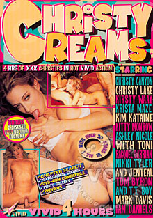 Christy Creams Box Cover