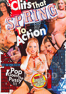 Clits That Spring To Action Box Cover