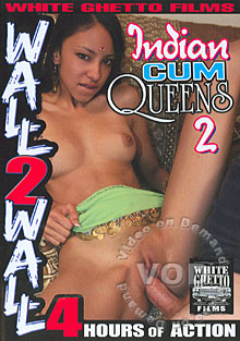 Indian Cum Queens 2 Box Cover
