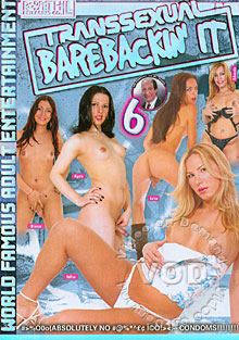 Transsexual Barebackin' It 6