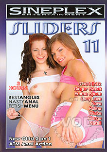 Sliders 11 Box Cover