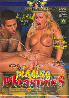 Pissing Pleasures Box Cover