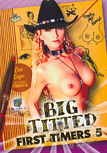 Big Titted First Timers 5 Box Cover