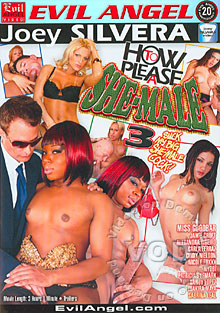 How To Please A She-Male 3 Box Cover