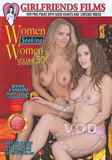 Women Seeking Women Volume 50 Box Cover