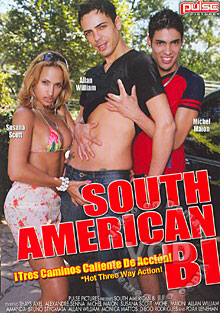 South American Bi Box Cover