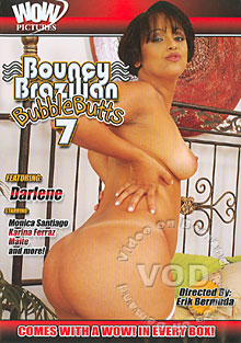 Bouncy Brazilian Bubble Butts 7 Box Cover