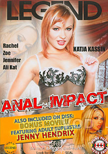 Anal Impact Box Cover