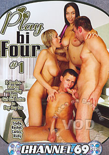 Play Bi Four #1 Box Cover