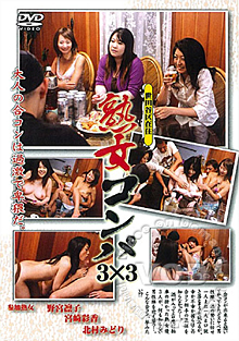 Mature Woman Party Volume 1 Box Cover