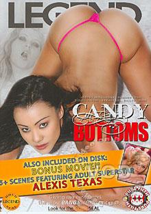 Candy Bottoms Box Cover