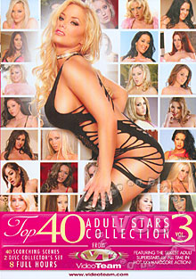 Top 40 Adult Stars Collection 3  (Disc 2)