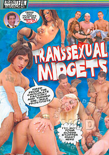 Transsexual Midgets Box Cover