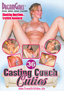 Casting Couch Cuties 36 Box Cover