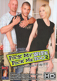 Wanna Fuck My Wife Gotta Fuck Me Too 2 Box Cover