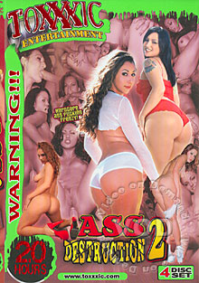 Ass Destruction 2 (Disc 2) Box Cover