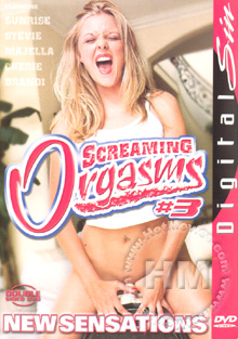 Screaming Orgasms #3 Box Cover