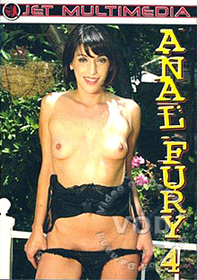 Anal Fury 4 Box Cover