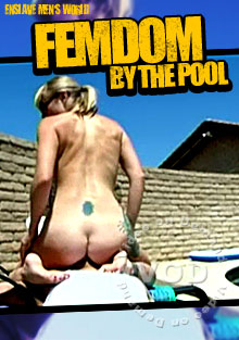 Femdom By The Pool Box Cover