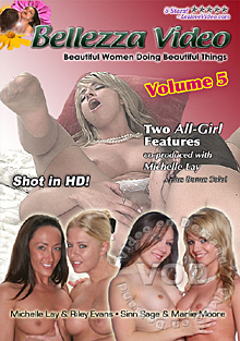 Bellezza Video Volume 5 Box Cover