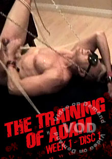 The Training Of Adam Week 1 (Disc 1)