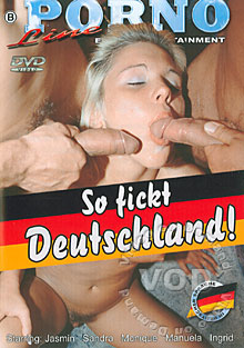 So Fickt Deutschland Box Cover