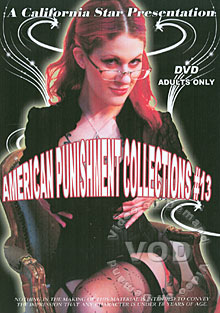 American Punishment Collections #13 Box Cover