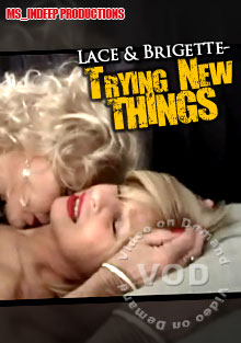 Lace & Brigette - Trying New Things Box Cover