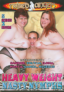 Heavy Weight Nasty Nymphs Box Cover