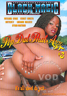 Pop Dat Phat Azz #3 Box Cover