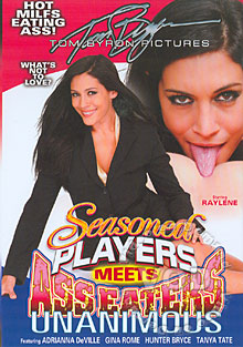 Seasoned Players Meets AssEaters Unanimous Box Cover