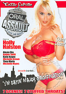 Oral Assault Box Cover