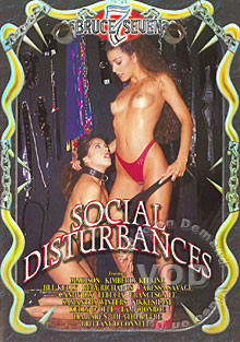 Social Disturbances Box Cover