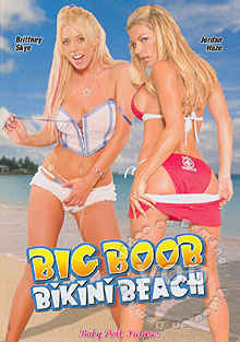 Big Boob Bikini Beach Box Cover