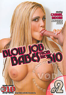 Blow Job Babes From The 310 #2 Box Cover