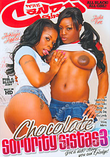 Chocolate Sorority Sistas 3 Box Cover