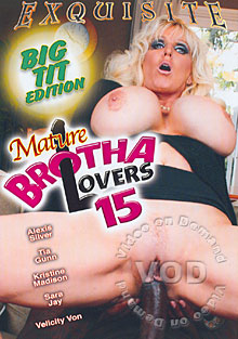 Mature Brotha Lovers 15 - Big Tit Edition Box Cover
